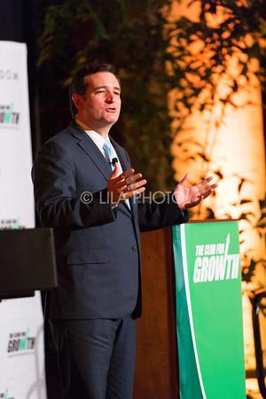 Day 3 - Dinner & Senator Ted Cruz