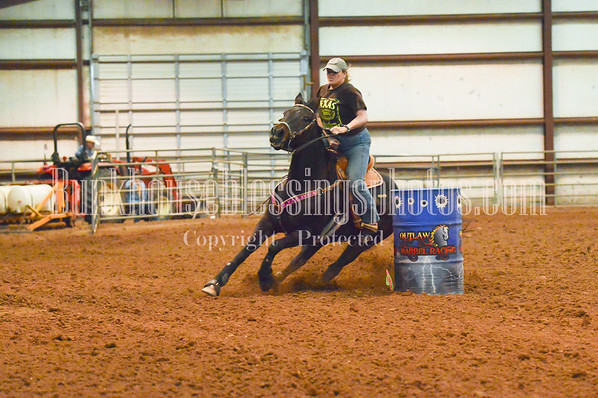 OUTLAW Barrel Racing