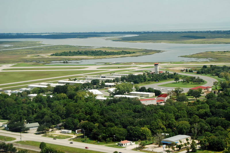 2798 St Augustine airport and Inter Coastal from the air.jpg