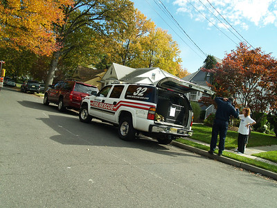 10-22-09 Bergenfield,NJ - 3rd Alarm