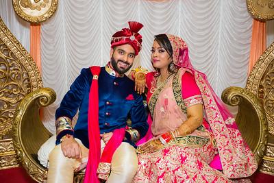 Abhi weds Artika