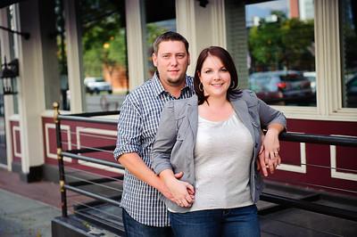 Andrea & Mike September 2012