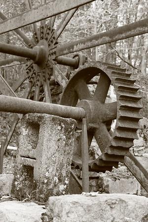 McClung Mill in Zenith, WV. © 2020 Kenneth R. Sheide