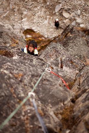 Late Season Climbing in Archangel