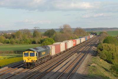 FL Intermodal Southampton - Thames Valley