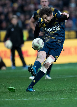 Marty Banks, during game 4 of the British and Irish Lions 2017 Tour of New Zealand,The match between  Highlanders and British and Irish Lions, Forsyth Barr Stadium, Dunedin, Tuesday 13th June 2017 (Photo by Kevin Booth Steve Haag Sports)  Images for social media must have consent from Steve Haag