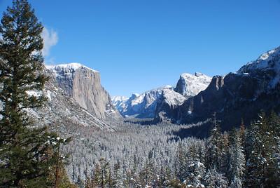 Yosemite and Sequoia Winter 16