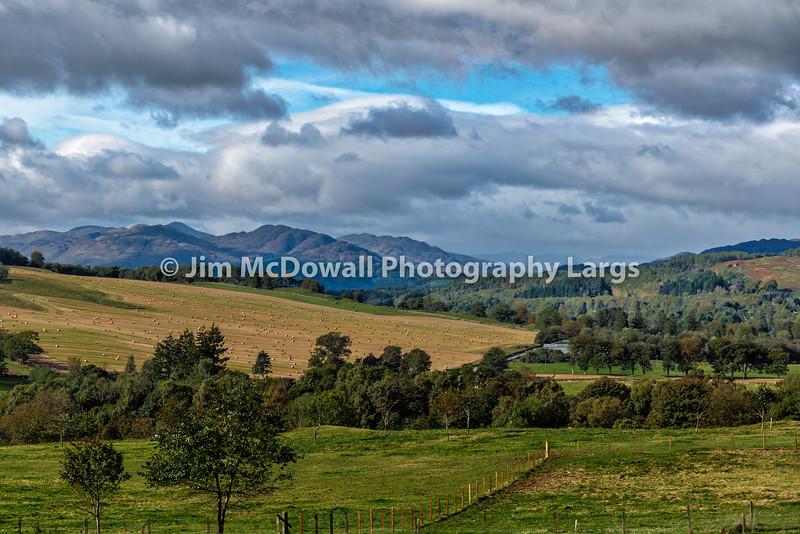 Ben Chonzie Perthshire Scotland.