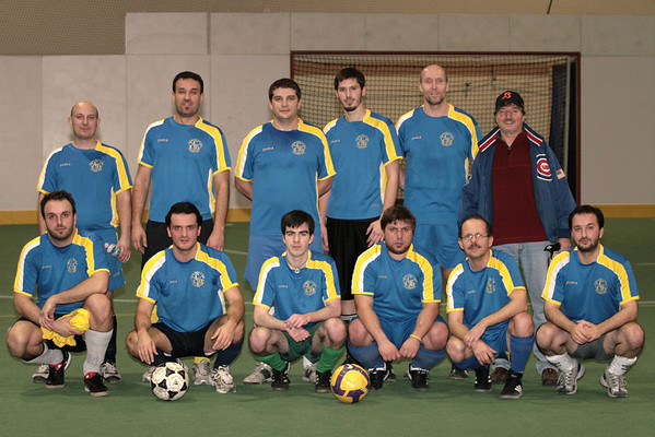 Indoor Soccer at Melrose Park Sport Zone