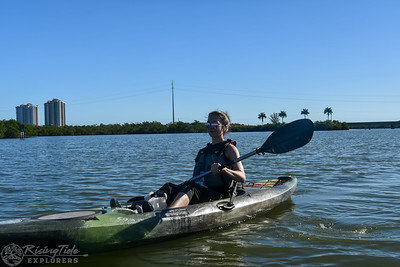 9AM Mangrove Tunnel Kayak Tour - Rokakis