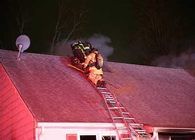 Structure Fire - 422 Osgood Ave. New Britain, CT - 1/15/21