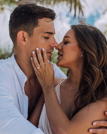 Isabella's engagement