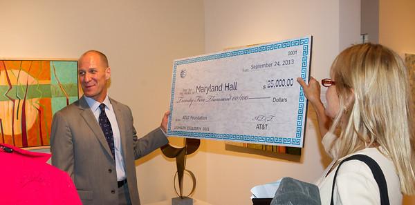 MD Hall ATT award