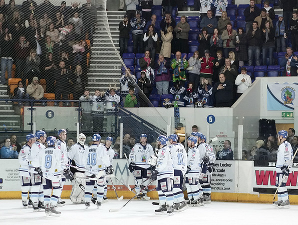 Coventry Blaze v Newcastle Vipers - 28/03/2009