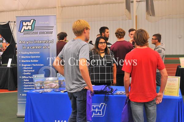 09-10-19 NEWS Career Day @ Smart Center