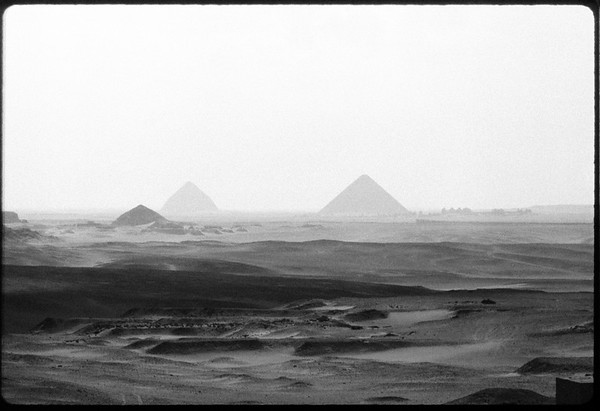 Dwarfed By Time -- Egypt 1984