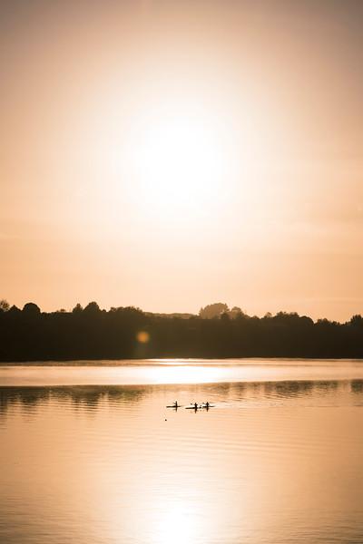 NZ Sprint Kayak Stills
