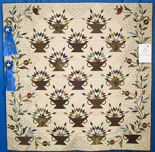 Intermediate Pieced Duet Quilts