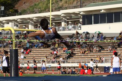 Boys High Jump 030610