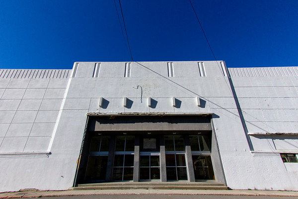 09/04/19 Civic Auditorium in Wallace, Idaho