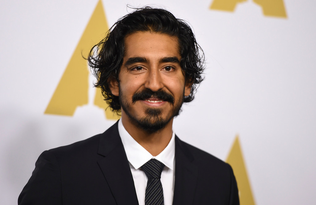 . Dev Patel arrives at the 89th Academy Awards Nominees Luncheon at The Beverly Hilton Hotel on Monday, Feb. 6, 2017, in Beverly Hills, Calif. (Photo by Jordan Strauss/Invision/AP)