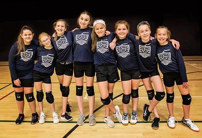PH Sixth Grade Volleyball