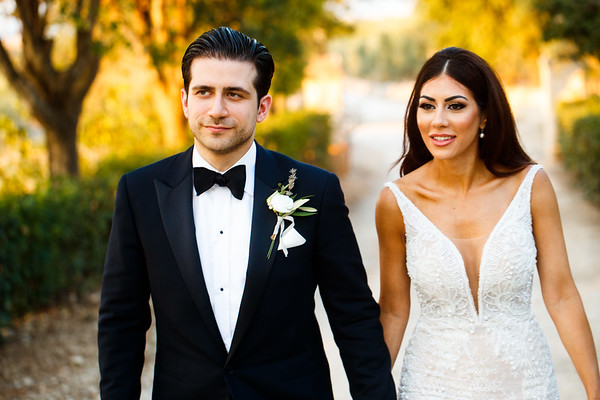 Farah and Hossein