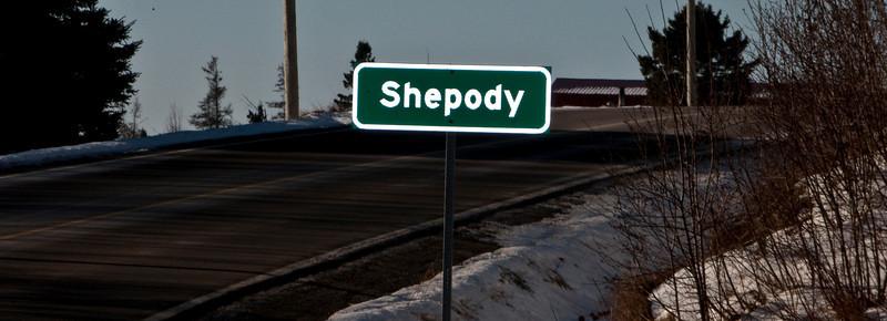 Dec 2009 - Shepody Mtn Hike