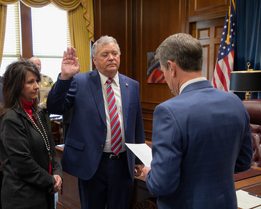 2.28.2020 Swearing In Ceremony