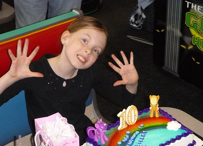 Stormy's 10th Birthday