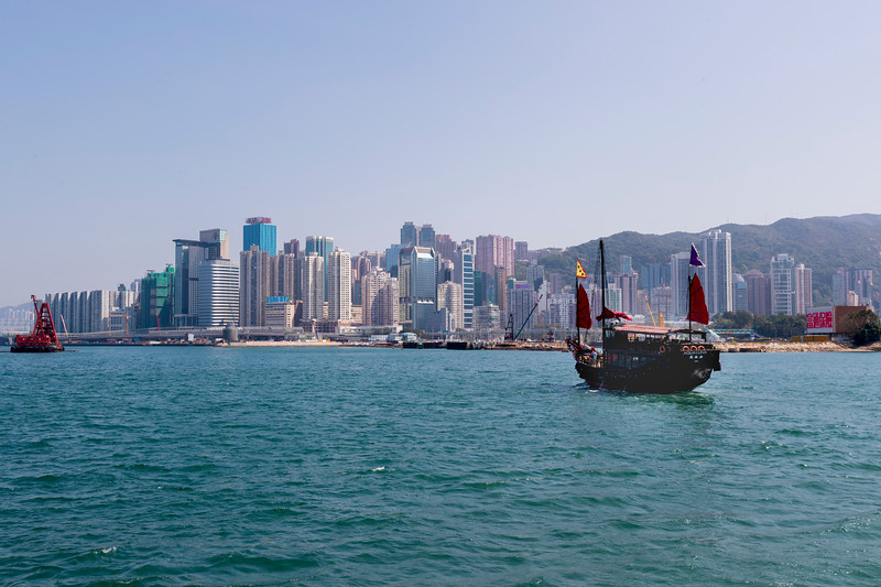 HONG KONG, Vol. V: Star Ferry Tour of Victoria Harbour