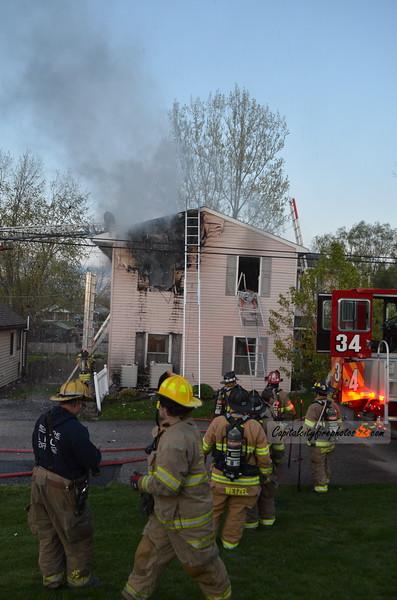 4/27/20 - Lower Paxton Township, PA - Sherman St