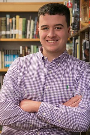 Joe Oliver Selected As Roan Scholar 02-05-15