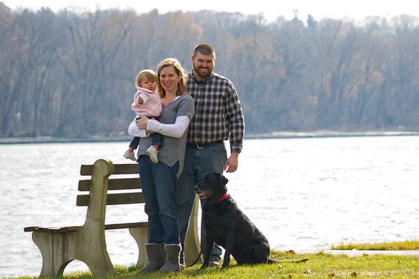 Tera, Josh and Family