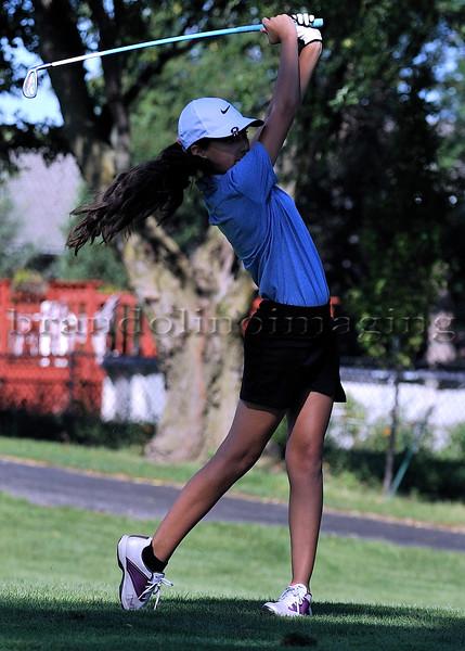 Lincoln-Way East JV Women's Golf 2016