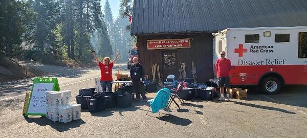 Camp Fire CA 2020