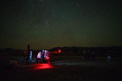Star parties 151009&151010
