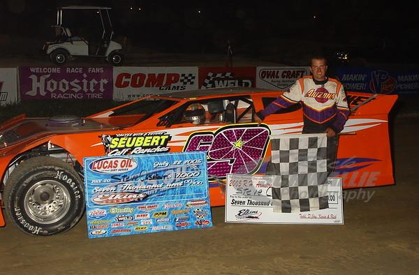 Elkins Speedway (WV) 7/22