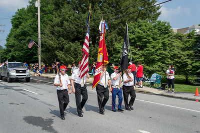 Marple Newtown 4th of July Parade 2018