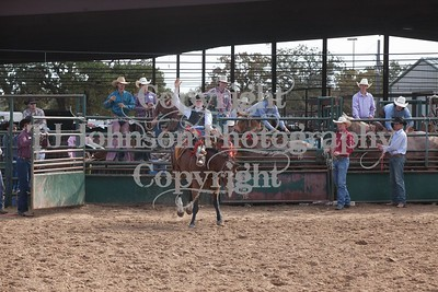 Saturday Afternoon Bucking 2