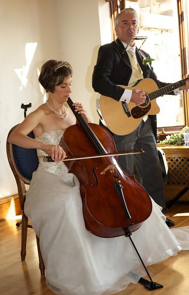Andrew Violetta Wedding