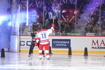 Мастер-шоу звезд КХЛ. KHL Super Skills competition 2013
