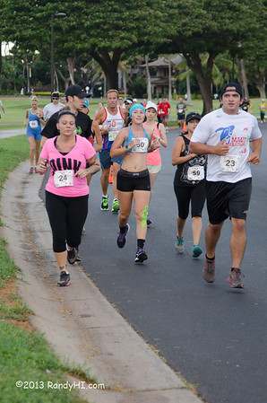 264 Maui Marathon Weekend - Sat  (10k & 5k)