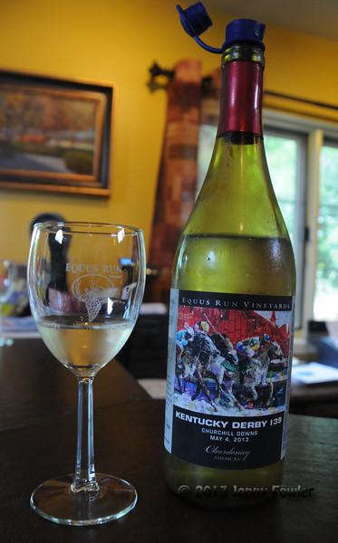 Equus Run Winery, Weisenberger Mill June 2013
