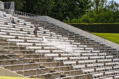 Gibbs Stadium Cleaning 07-24-20