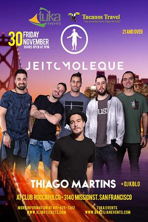 Jeito Moleque & Thiago Martins