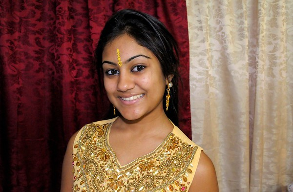 Jyoti's 15th Birthday Pooja