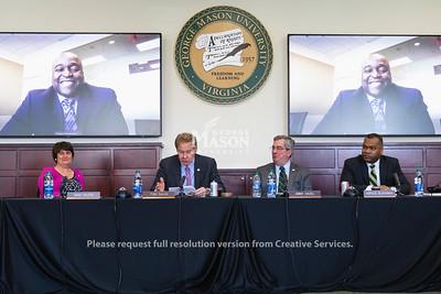 Pres. Washington BOV board announcement