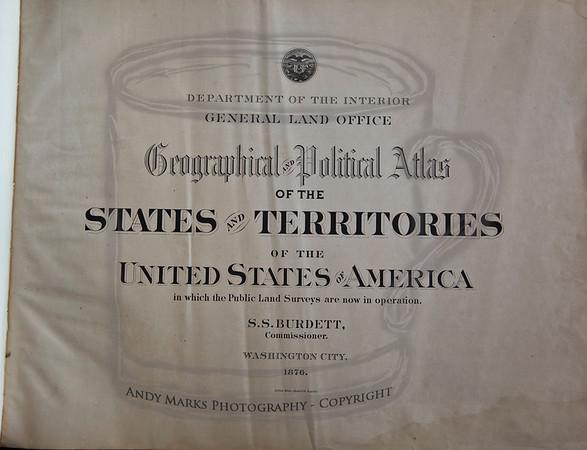 1876 Maps