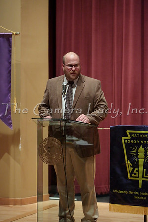 CHCA 2014 HS National Honor Society Incuction 11.04